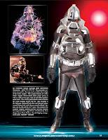Battlestar Galactica Cylon costume