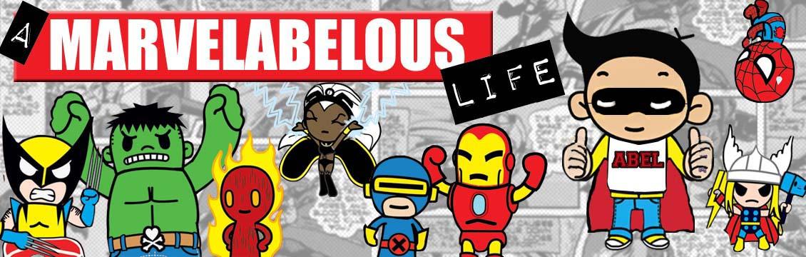 A Marvelabelous Life