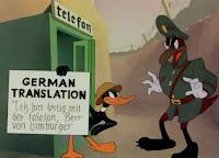 Daffy Duck - The Commando