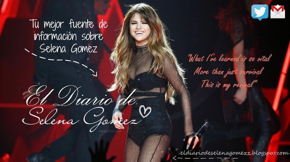 El Diario de Selena Gomez  ♥