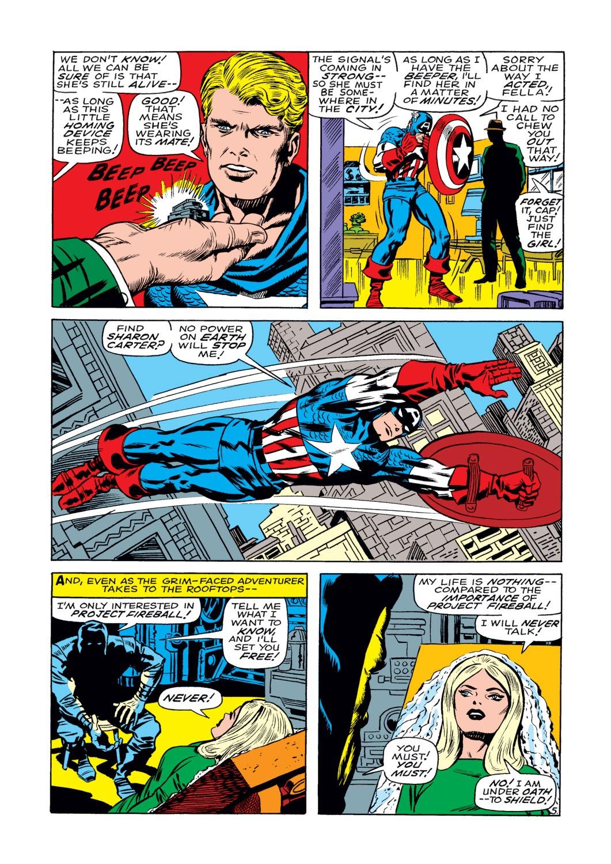 Captain America (1968) Issue #108 #22 - English 6