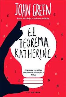 El Teorema Katherine, John Green