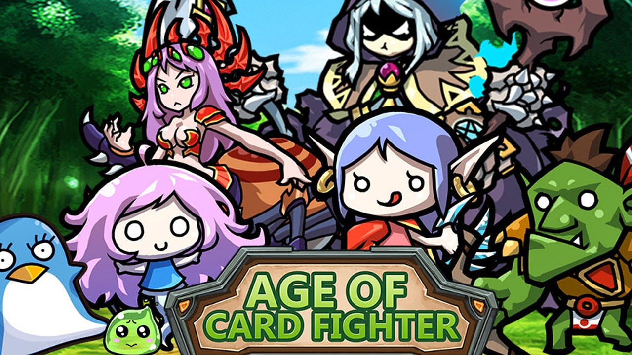 Age of Card Fighter Gameplay Android