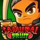 Samurai Fruits jogo de espada