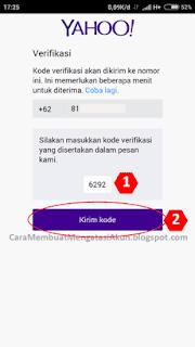 cara membuat email yahoo menggunakan hp