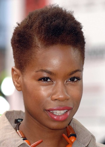 Short Natural Hairstyles for Black Women 2015