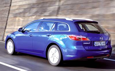 2011 Mazda 6 Wagon   THE BEST WALLPAPER OF LUXURY CARS