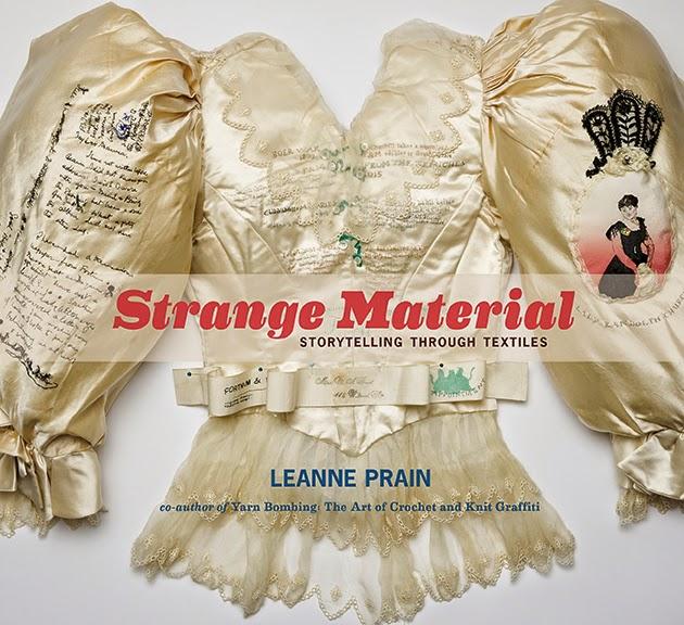 Strange Material by Leanne Prain