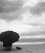 Bajo la lluvia