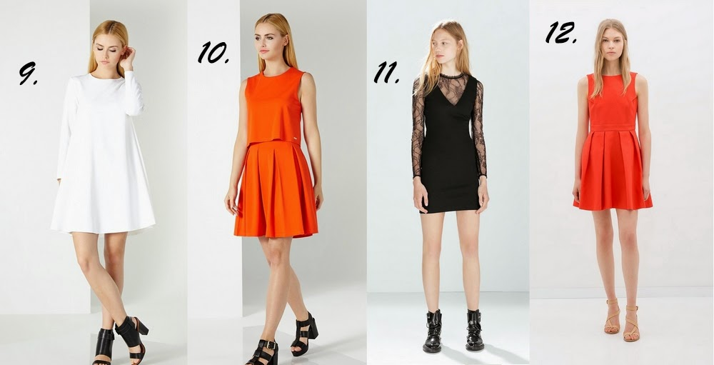 Dresses for Prom/New Year's Eve - my propositions