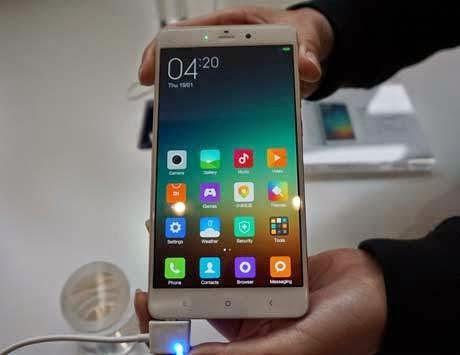 Xiaomi Mi Note Kalah Kencang dari Galaxy Note 4
