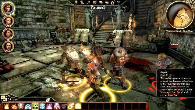 Dragon Age Origins Gameplay Youtube