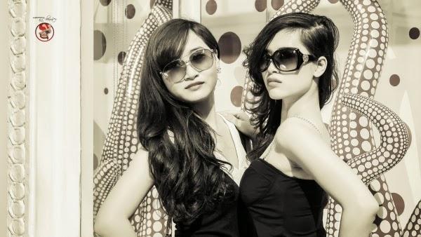 Hanh Suri & Jenny Hang - Vietnam Model
