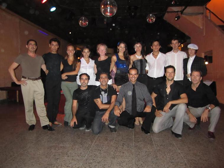 Mars 2012: Buenos Aires Tango Queer Marathon