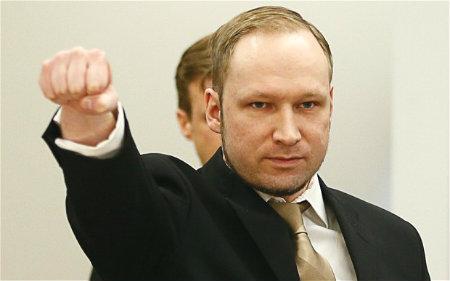 Anders Breivik, cristão fundamentalista
