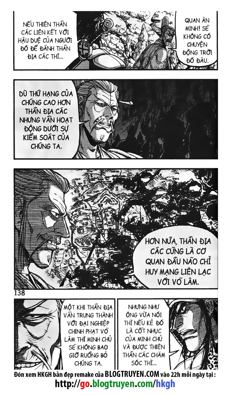 Hiệp Khách Giang Hồ chap 402 Trang 14 - Mangak.info