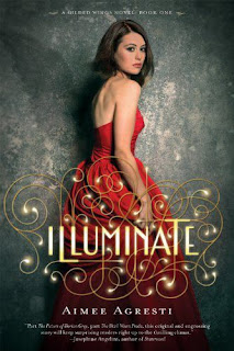 Cover Reveal: Illuminate by Aimee Agresti