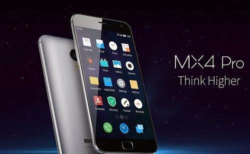 Spesifikasi Dan Harga Meizu MX4 Pro