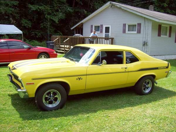 Chevy Nova For Sale Buy American Muscle Car