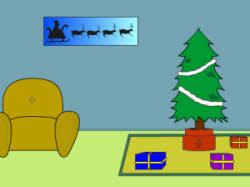 Escape in Christmas