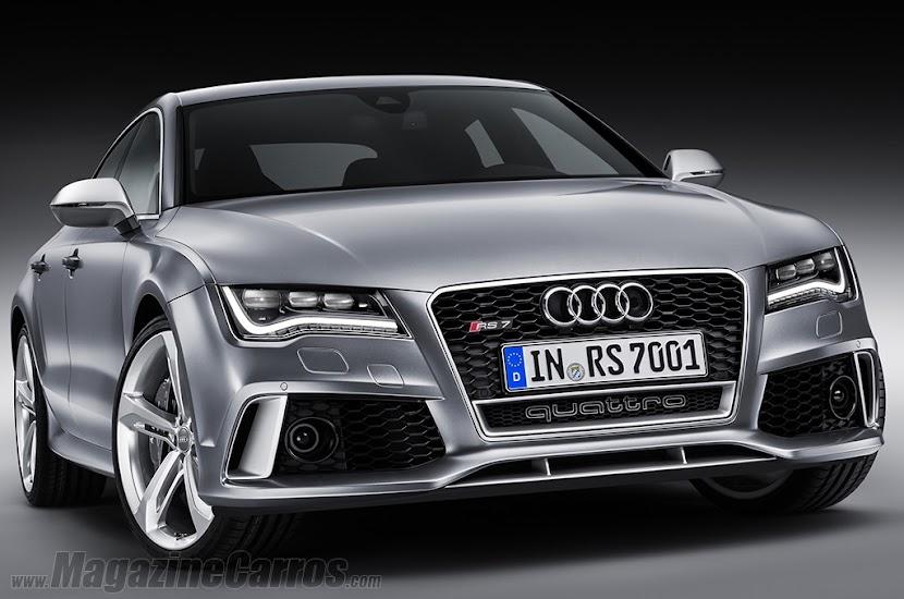 <b>Magazine Carros</b> - Fotos: Audi 2014