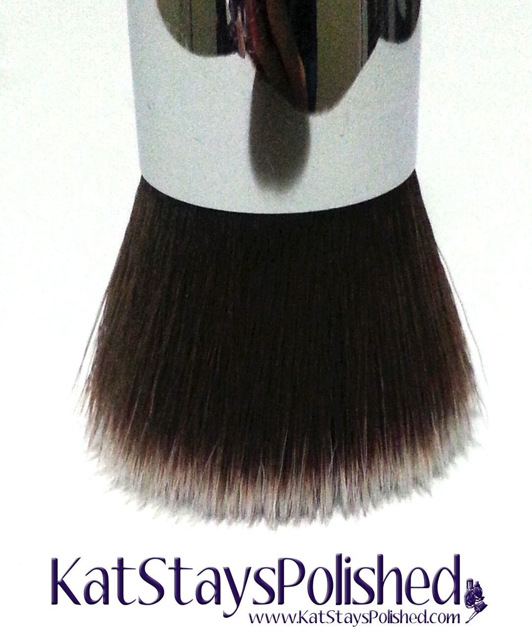 Sigma F80 Flat Kabuki Brush | Kat Stays Polished