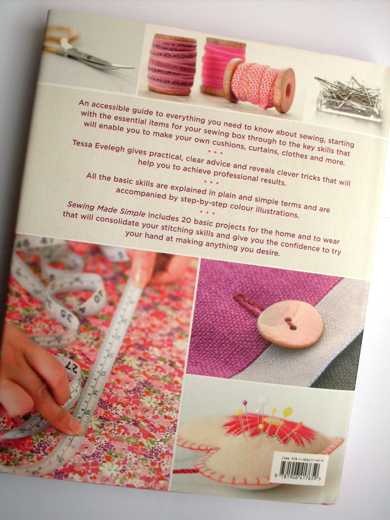 Pretty Book Cover Review ~ Bugs and fishes by lupin book review sewing made simple