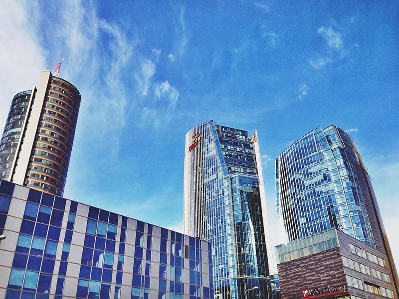 Центр города Вильнюс