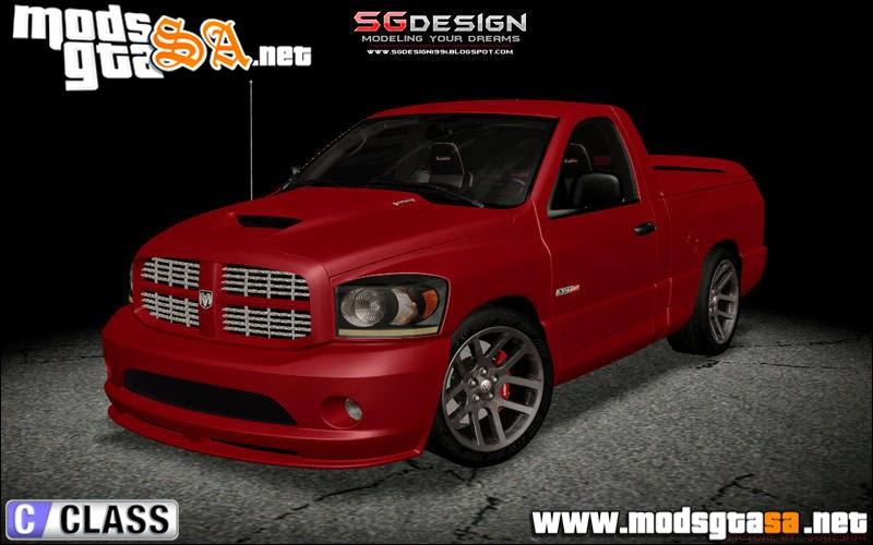 SA - Dodge RamSRT10 2006 - Stock