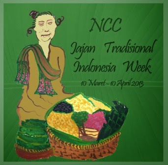 NCC Jajanan Tradisional Indonesia