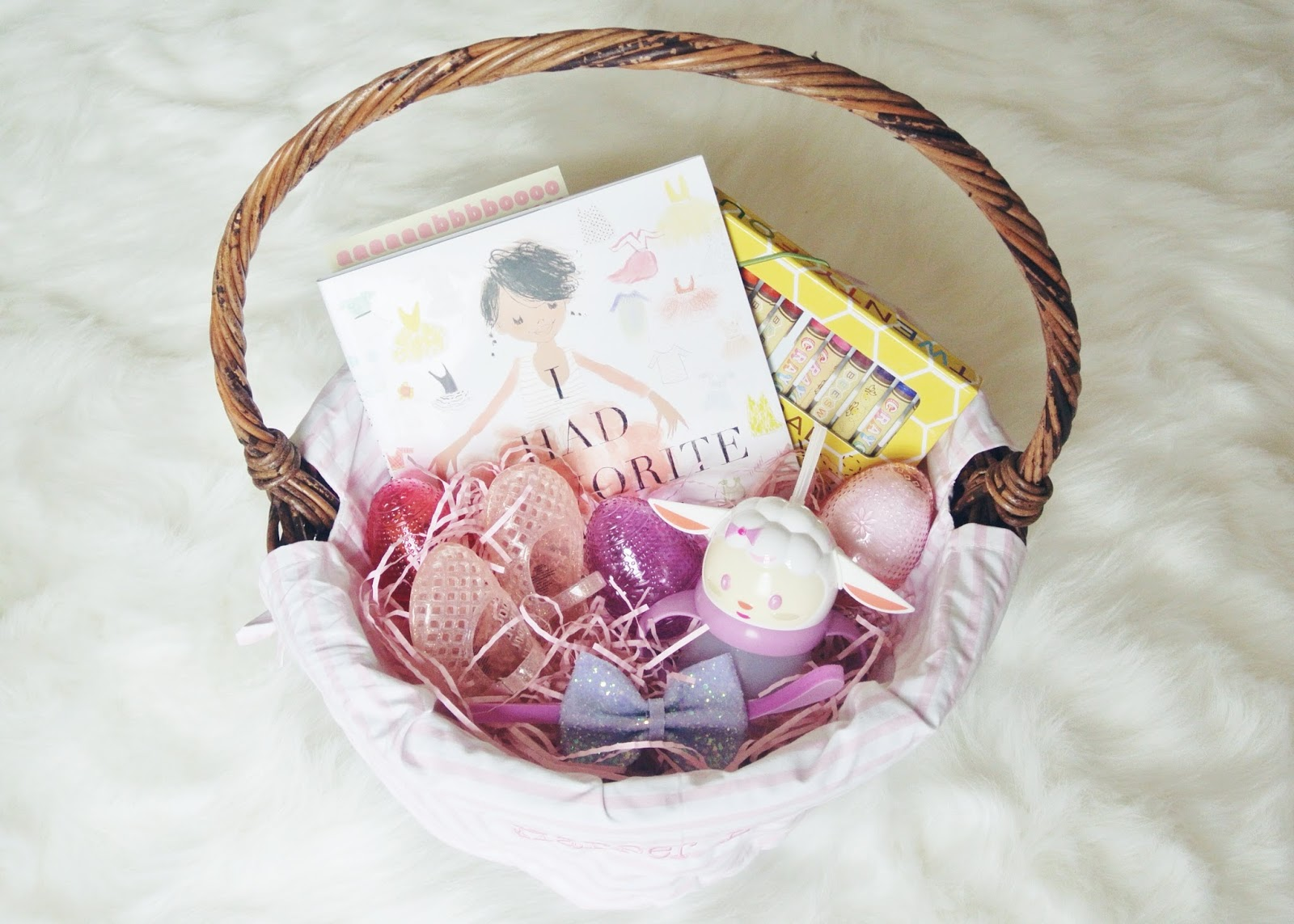 Easter basket goodies garvinandco easter basket goodies negle Choice Image