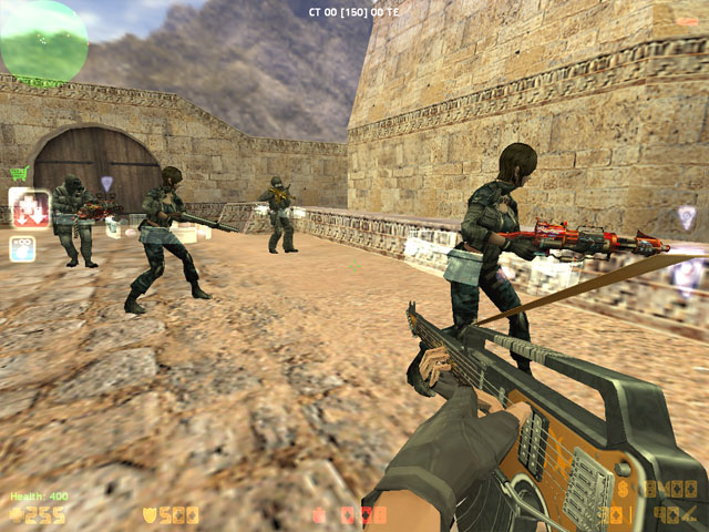 Free Download Counter Strike Xtreme V6 And Counter Strike 1.6