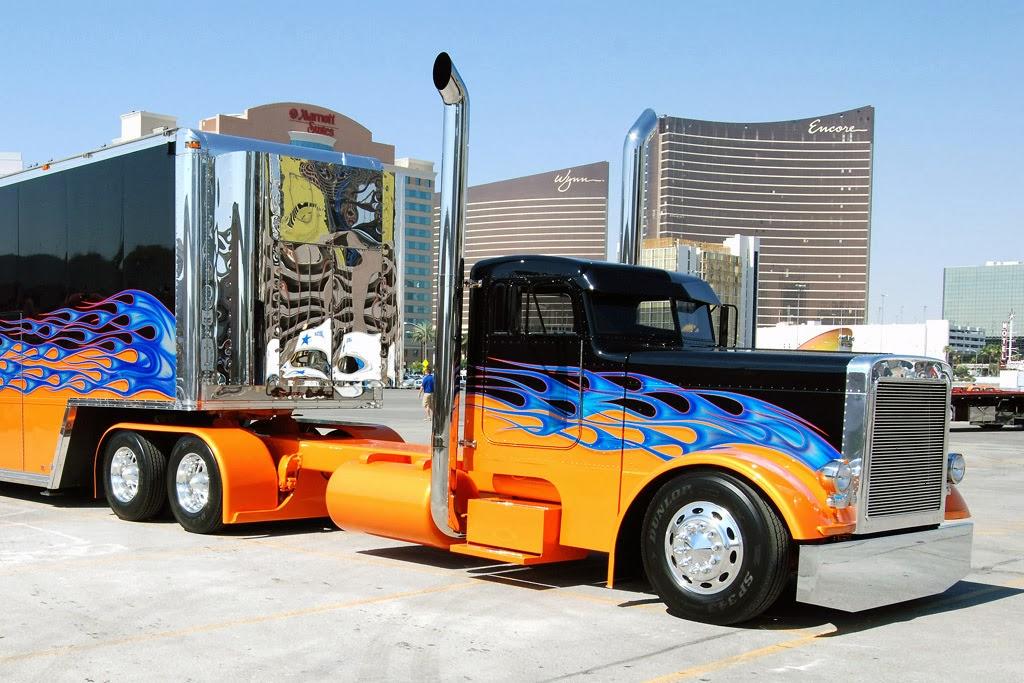 Truck Drivers U.S.A : The Best Modified Truck vol.120