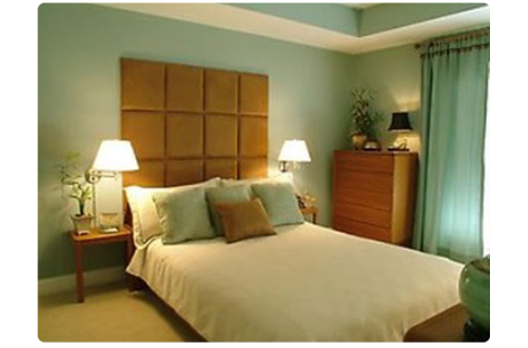 Quali colori per le pareti imbianchino roma - Colori camera da letto feng shui ...