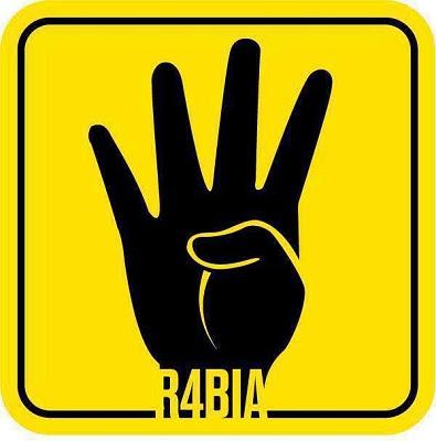 Apa Maksud 'Simbol 4 Jari' Perlawanan Mesir?