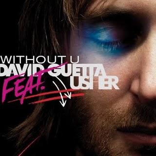 Capa do CD David Guetta ft. Usher- Without You (Clipe HD)