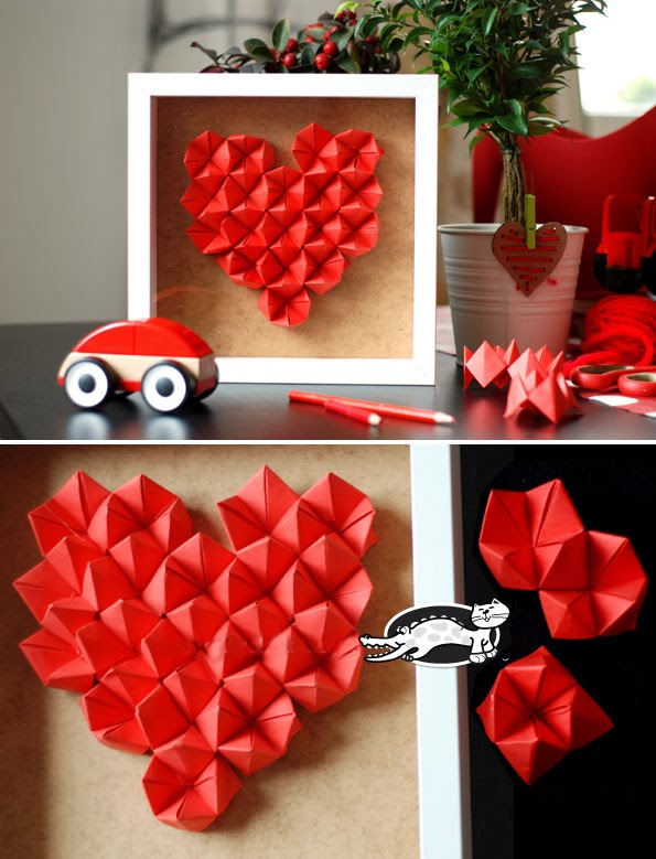 So Today Do It Yourself And Is Time Dont Late We Will Show You The Steps How To Paper Fortune Teller Heart Follow Picture