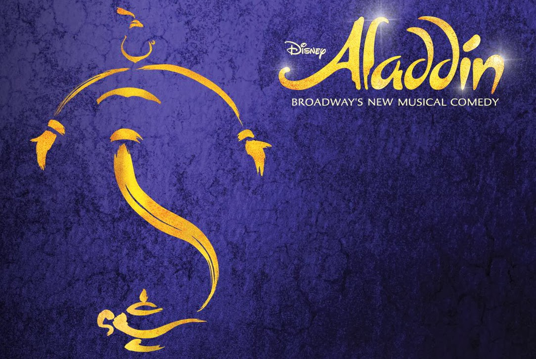 Aladdin musical on sale today aladdin on broadway for The brodway