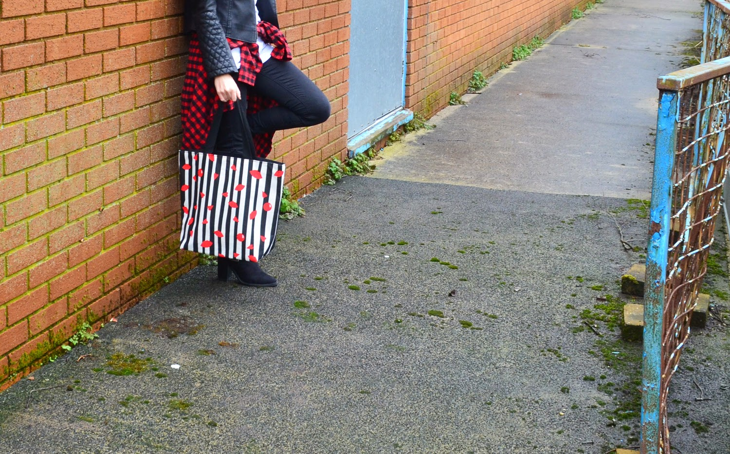 Lulu Guinness Bag - Red Nose Day