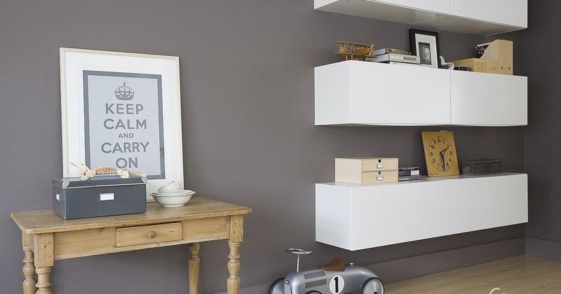 Ikea hack m dulos fatkum de ikea para el sal n - Modulos de salon ...