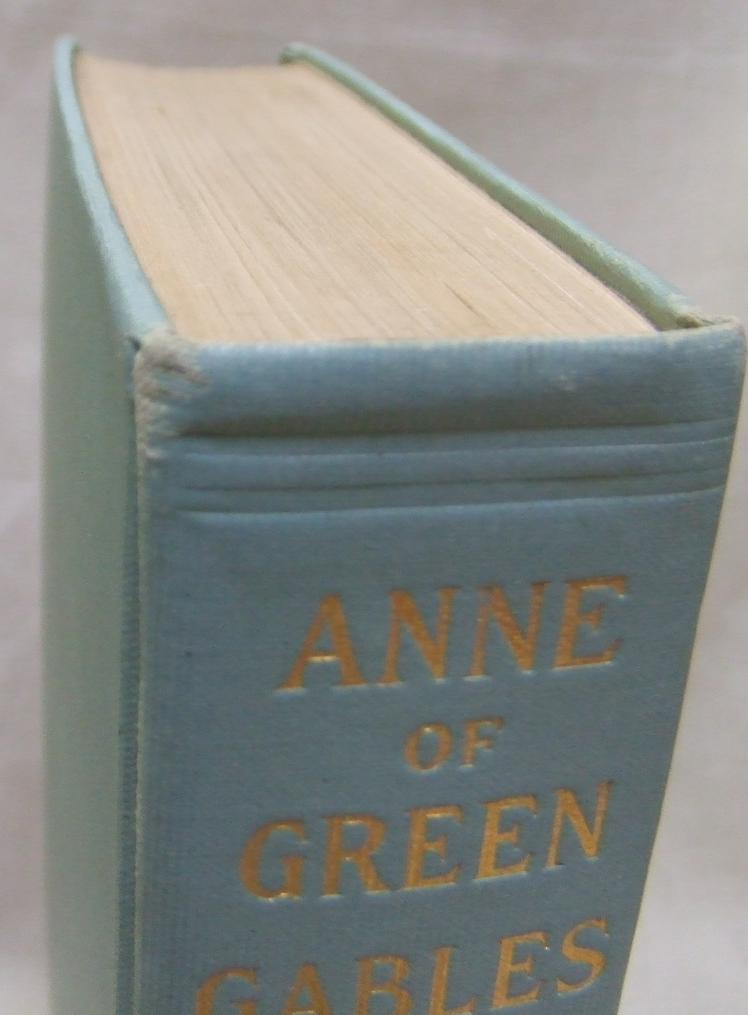 Curiosities Curious Book News First Edition Anne Of