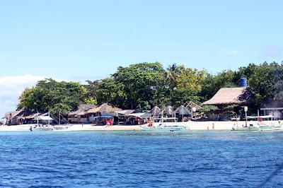 Travel to Pescador Island, Basdaku Moalboal