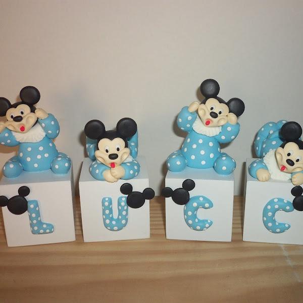 Cubos de Mickey