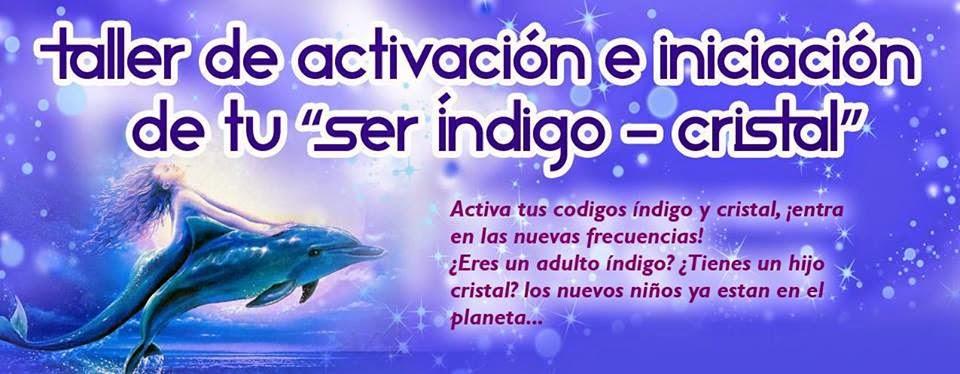 TALLER ACTIVACION DEL SER INDIGO/CRISTAL