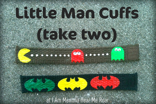 little man cuffs tutorial