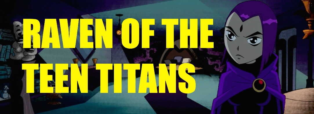 With raven shrine teen titans