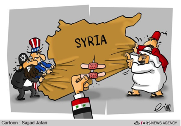 Image result for Syria crisis CARTOON