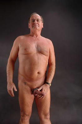 handsome older man | daddies nudes
