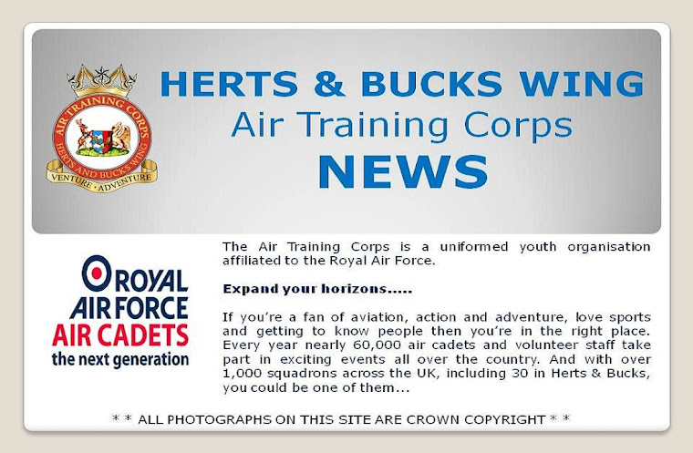 Herts And Bucks Wing ATC News