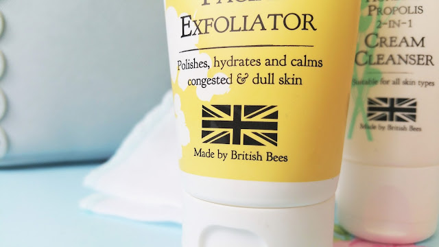 Natural Beauty Week | Bee Good Cleanser & Exfoliator